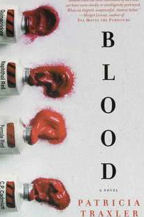 Blood, Book Cover, Patricia Traxler